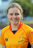 Renee Moffitt. Wellington Blaze headshots at Allied Nationwide Basin Reserve, Wellington on Thursday, 9 December 2010. Photo: Dave Lintott / lintottphoto.co.nz