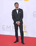 Aziz Ansari.. at The 64th Anual Primetime Emmy Awards held at Nokia Theatre L.A. Live in Los Angeles, California on September  23,2012                                                                   Copyright 2012 Hollywood Press Agency