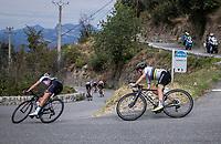 World Champion Annemiek Van Vleuten (NED/Mitchelton-Scott)<br /> <br /> 7th La Course by Le Tour de France 2020<br /> 1 day race from Nice to Nice 96km<br /> ©kramon