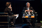 "Peruvian writer Mario Vargas Llosa present his last book ""Cinco Esquinas"" at CBA Madrid March 07, 2016. (ALTERPHOTOS/BorjaB.Hojas)"