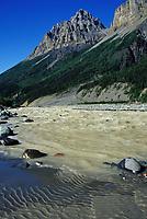 Chitistone river, Wrangell St. Elias National Park, Alaska