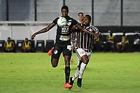Rio de Janeiro (RJ), 24/01/2021  - Fluminense-Botafogo - Matheus Babi jogador do Botafogo,durante partida contra o Fluminense,válida pela 32ª rodada do Campeonato Brasileiro 2020,realizada no Estádio de São Januário,na zona norte do Rio de Janeiro,neste domingo (24).