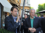 DARIO FRANCESCHINI E WALTER VELTRONI