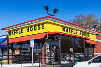 Waffle House is an American restaurant chain predominately located in the southern states.