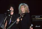 Jimmy Bain of Dio, Jamie St James of Black n Blue