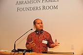 Washington DC, USA. Chico Vive conference, 5th April 2014. Norman Jiwan.