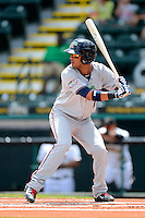 Fort Myers Miracle second baseman Eddie Rosario #11 during a game against the Bradenton Marauders at McKechnie Field on April 7, 2013 in Bradenton, Florida.  Fort Myers defeated Bradenton 9-8 in ten innings.  (Mike Janes/Four Seam Images)