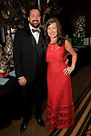 June and Jeff Leppard at the Trees for Hope Gala at the Omni Hotel Friday Nov.13, 2015.(Dave Rossman photo)