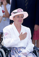 Montreal (Qc) CANADA July 1st 1997  File Photo -    The Honorable Lise Thibault ,<br /> Quebec's Lieutnant-Governor on Canada Day