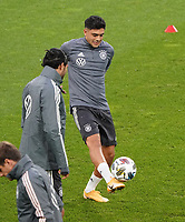 Mahmoud Dahoud (Deutschland Germany) <br /> - 06.10.2020: Abschlusstraining der Deutschen Nationalmannschaft, RheinEnergie StadionKoeln<br /> DISCLAIMER: DFB regulations prohibit any use of photographs as image sequences and/or quasi-video.