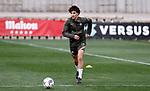 Atletico de Madrid's Joao Felix during training session. February 25,2021.(ALTERPHOTOS/Atletico de Madrid/Pool)