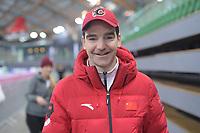 SPEED SKATING: HAMAR: Viking Skipet, 01-02-2019, ISU World Cup Speed Skating, Bob de Jong (trainer/coach China), ©photo Martin de Jong