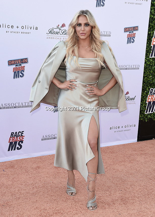 PASADENA, CA - JUNE 4:  Cassie Scerbo at the 28th Annual Race to Erase MS Drive-In Gala at The Rose Bowl in Pasadena, Friday, June 4, 2021 (Photo by Scott Kirkland/PictureGroup)