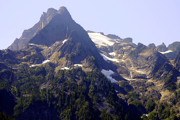 Glacier Peak, Darrington Washington. Marc Caryl nature and Landscape Photos.