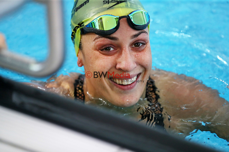 Sophie Pascoe during Session 6 of the AON New Zealand Swimming Champs, National Aquatic Centre, Auckland, New Zealand. Thursday 8 April 2021 Photo: Simon Watts/www.bwmedia.co.nz