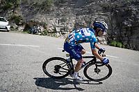 Julian Alaphilippe (FRA/Deceuninck - Quick-Step)<br /> <br /> Stage 7: Saint-Genix-les-Villages to Pipay  (133km)<br /> 71st Critérium du Dauphiné 2019 (2.UWT)<br /> <br /> ©kramon