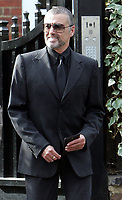 LONDON, ENGLAND - MARCH 14: English musician George Michael <br /> <br /> People:  George Michael