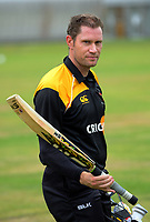 180105 Cricket - Wellington A v Zimbabwe Under-19