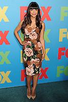 NEW YORK CITY, NY, USA - MAY 12: Hannah Simone at the FOX 2014 Programming Presentation held at the FOX Fanfront on May 12, 2014 in New York City, New York, United States. (Photo by Celebrity Monitor)