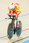 Rubio V Garcia de Mateos of the Spain team competes in the Men's Individual Pursuit - Qualifying as part of the 2017 UCI Track Cycling World Championships on 14 April 2017, in Hong Kong Velodrome, Hong Kong, China. Photo by Marcio Rodrigo Machado / Power Sport Images