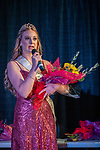 Opening day of the 82nd annual Amador County Fair, Plymouth, California, with Mutton Bustin' and the Miss Amador Scholarship Pageant.<br /> <br /> Miss Amador 2019 Maura Jorgensen crowns 2021 Miss Amador Kacey White and her court 1st runner-up Rachel Lyman, 2nd runner-up Charity Goldsmith-Ding, 3rd runner-up Veda Dean and Miss Congeniality, Cheyenne Wilcox.<br /> .<br /> .<br /> @AmadorCountyFair, #1SmallCountyFair, #VisitAmador, #PlymouthCalifornia, #AmadorCountyFair, #Best4DaysOfSummer, #AmadorCounty, #26thDAA