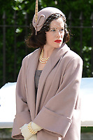 JUN 06 'A Very British Scandal' filming in London, UK