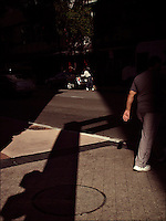 "From Light to Shadows<br /> From ""Color blind"" series<br /> Miami, Florida 2010"