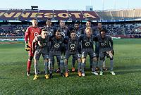 Minnesota United FC vs Atlanta United FC, March 31, 2018