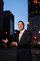 Michael Hecht of Greater New Orleans Inc, on Poydras Street