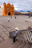 Guatemala, curch San Andrès Xecul