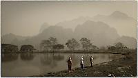 Kyauk ka lat, Hpa An, Myanmar