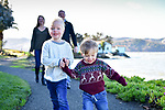 Family portraits on the Benicia Waterfront with the very fun Whalen Family!