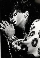 Montreal (Qc) CANADA -  Nov 1986 File photo  - Eye Eye singer Bill Wood