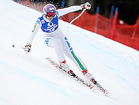 Elena Curtoni Italia.07/01/2012 Bad Kleinkirchheim, Austria.Pista Franz Klammer.Coppa del Mondo Sci Alpino Donne Slalom Gigante.Foto Insidefoto / EXPA/ Oskar Hoeher
