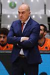 Liga ENDESA 2020/2021. Game: 11.<br /> Club Joventut Badalona vs Valencia Basket: 80-91.<br /> Jaume Ponsarnau.