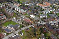 Oststeinbek Ortszentrumt: EUROPA, DEUTSCHLAND, SCHLESWIG- HOLSTEIN, OSTSTEINBEK, (GERMANY), 07.02.2016: Oststeinbek Ortszentrum