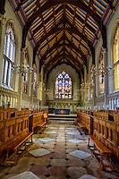 UK, England, Cambridge.  Corpus Cristi College Chapel.