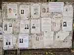 Funeral notices, Mlekarovo, Bulgaria