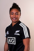 Renee Wickliffe. New Zealand Black Ferns headshots at The Rugby Institute, Palmerston North, New Zealand on Thursday, 28 May 2015. Photo: Dave Lintott / lintottphoto.co.nz