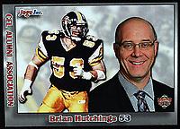 Brian Hutchings-JOGO Alumni cards-photo: Scott Grant