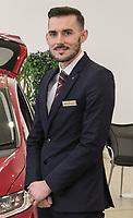 Vertu Honda dealership Nottingham - Mark Whitehead