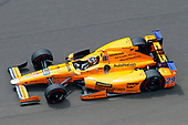 Verizon IndyCar Series<br /> Indianapolis 500 Race<br /> Indianapolis Motor Speedway, Indianapolis, IN USA<br /> Sunday 28 May 2017<br /> Fernando Alonso, McLaren-Honda-Andretti Honda<br /> World Copyright: Russell LaBounty<br /> LAT Images