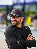 NHRA Mello Yello Drag Racing Series<br /> NHRA Springnationals<br /> Royal Purple Raceway, Houston, TX USA<br /> Saturday 22 April 2017 J.R. Todd, DHL, funny car <br /> <br /> World Copyright: Mark Rebilas<br /> Rebilas Photo