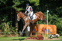 CHN-Alex Hua Tian (DON GENIRO) CROSS COUNTRY: 2015 NED-Military Boekelo-Enschede CCIO3* (Saturday 10 October) CREDIT: Libby Law COPYRIGHT: LIBBY LAW PHOTOGRAPHY