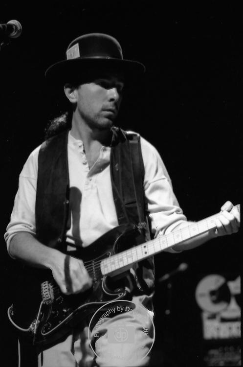The Edge, U2. 1987 Hartford, Conneticut