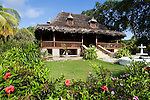 Seychelles, Island La Digue: Colonial House, location for the first Emanuelle movie<br />