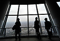 Tokyo Sky Tree Observation Deck Opens to Media