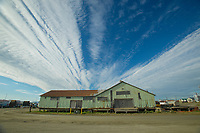 Nome, Alaska. Photo by James R. Evans