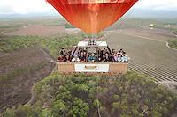 20151210 10 December Hot Air Balloon Cairns