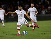 29th August 2021;  Estadio Arechi, Salerno, Campania, Italy;  Serie A Football league, Salernitana versus Roma; Henrikn Mkhitaryan of AS Roma